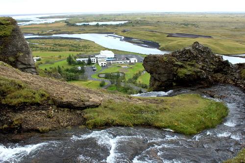 Íþróttamiðstöðin Kirkjubæjarklaustri